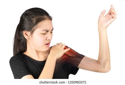shoulder muscle injury