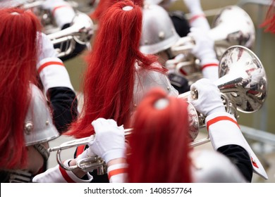 Show band or drum corps is a music corps that brings show elements alongside music. In addition to field shows, some show bands also have street shows.The musical repertoire is often fairly modern.