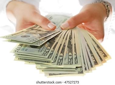 Show me money