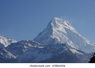 Show Mountain Nepal