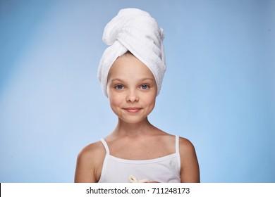 shower, girl, beauty