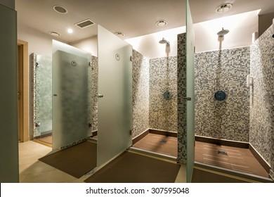 Gym shower images stock photos vectors shutterstock