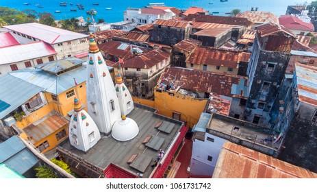 shree shiv shakti temple, Zanzibar