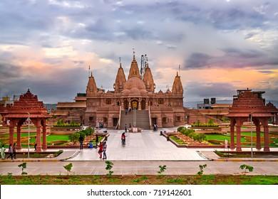 Shree Swaminarayan Mandir, Ambe Gaon,  Pune .
