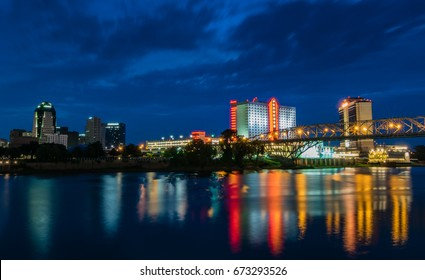 Shreveport Louisiana Skyline