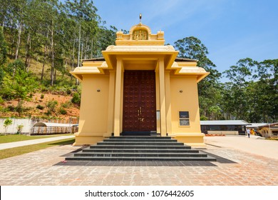 Shri Bhakta Hanuman Temple is a hindu temple in Ramboda, Sri Lanka. Hanuman Temple is located near Nuwara Eliya city.