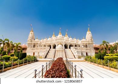 Shri Swaminarayan Mandir, Bhuj, Gujarat. India
