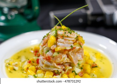 Shrimp, Aguachile