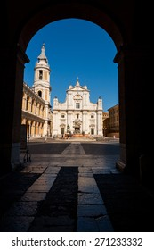 Shrine of Our Lady of Loreto , Loreto , Ancona , Marche , Italy