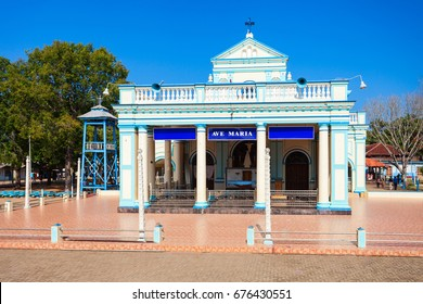 The Shrine of Our Lady of Madhu is a Roman Catholic Marian shrine in Mannar district of Sri Lanka