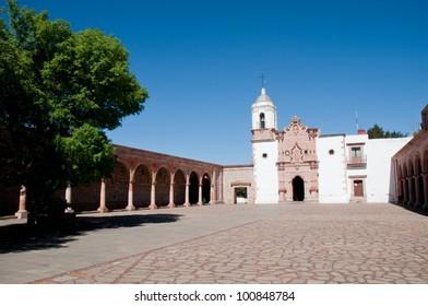 Shrine of Our Lady of Patrocinio, Zacatecas