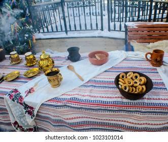 Shrovetide (Maslenitsa) tradition