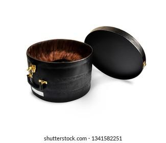 Shtreimel - Hasidic Fur Hat - Isolated