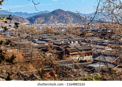 Shuhe Ancient Town, Lijiang, Yunnan, China