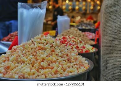 Shuk Market in Israel