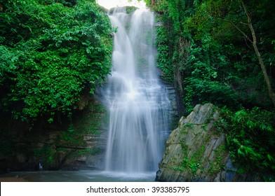 Shuknachara Waterfall