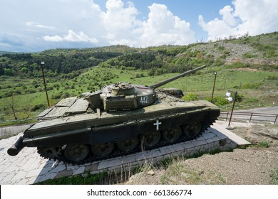Shushi tank memorial,Karabakh