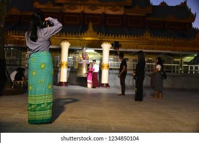 Myanmar Wedding Images Stock Photos Vectors Shutterstock