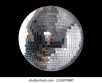 Shyninh Party Disco Ball Design element