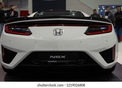 SIAB 2018 Bucharest /Romania  HONDA NSX