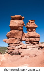 Siamese Twins Rock Formation
