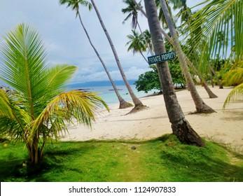 Siargao philipines island paradise