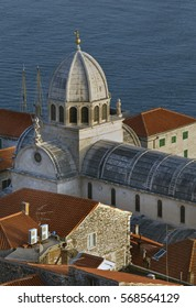 Sibenik, Croatia. St. James Cathedral.