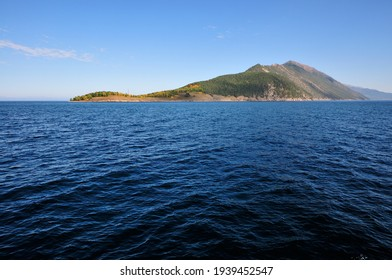 Siberia, Lake Baikal, Svyatoy Nos peninsula - Shutterstock ID 1939452547