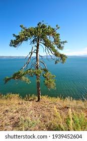 Siberia, Lake Baikal, Svyatoy Nos peninsula - Shutterstock ID 1939452604