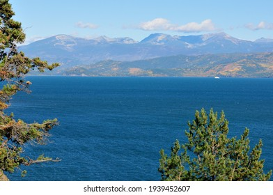 Siberia, Lake Baikal, Svyatoy Nos peninsula - Shutterstock ID 1939452607