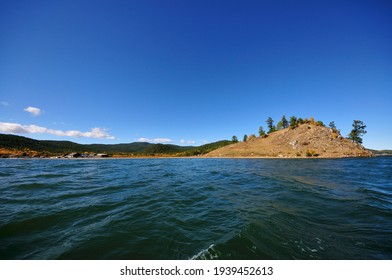 Siberia, Lake Baikal, Svyatoy Nos peninsula - Shutterstock ID 1939452613