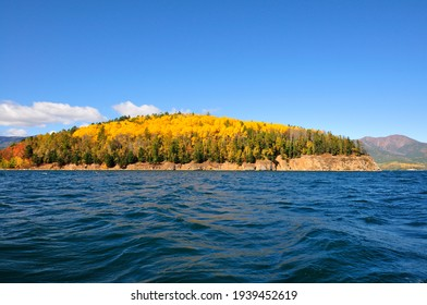 Siberia, Lake Baikal, Svyatoy Nos peninsula - Shutterstock ID 1939452619