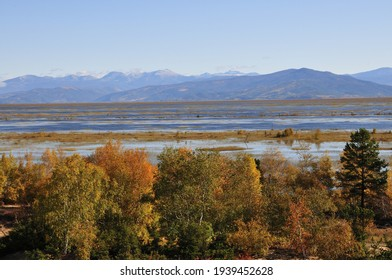 Siberia, Lake Baikal, Svyatoy Nos peninsula - Shutterstock ID 1939452628