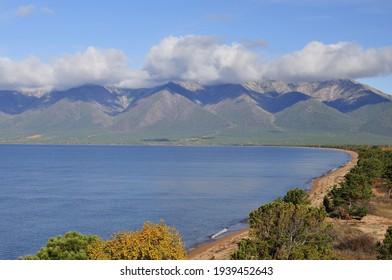 Siberia, Lake Baikal, Svyatoy Nos peninsula - Shutterstock ID 1939452643