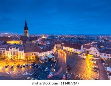 Sibiu  wonderful city in transilvania  , Romania