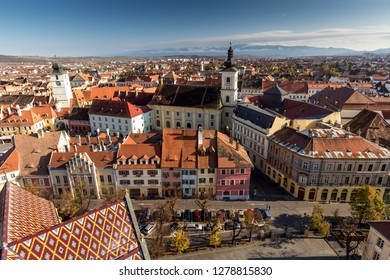 Sibiu  wonderful city in transilvania  , Romania