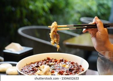 Sichuan Shui zhu Yu - Boiled Fish