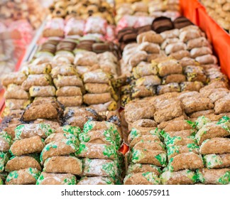Sicilian Cannoli assortment/Cannoli siciliani/ are the most traditional of all Sicilian confectionery products. Originally prepared during carnival season, they are now made all year round.