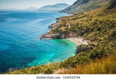 Sicily Bay - Zingaro Park