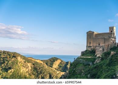 Sicily castle