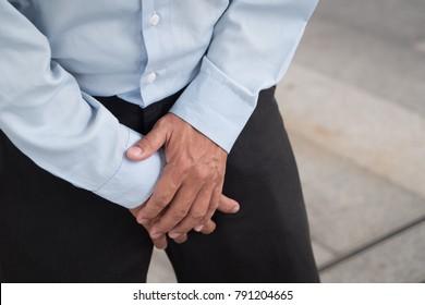 sick man prostate cancer, premature, ejaculation, fertility, bladder problem