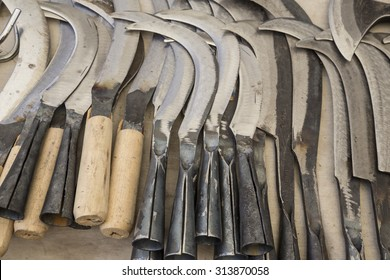 sickle knifes for gardening