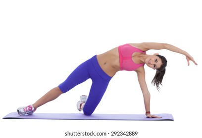 The side bend stretch
