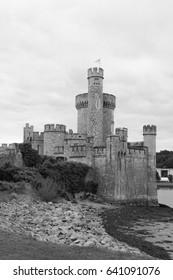 Side of Blackrock Castle Cork Ireland