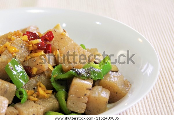 Side dish, japanese food.