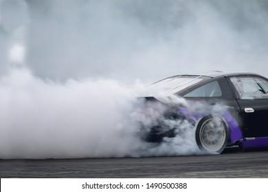 Side Drift car, Drifting car
