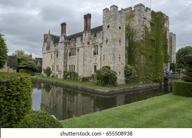Side of Hever Castle