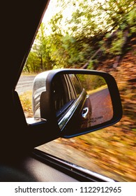 Side Mirror Reflection