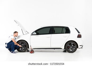 Auto Jack Stock Photos, Images & Photography   Shutterstock