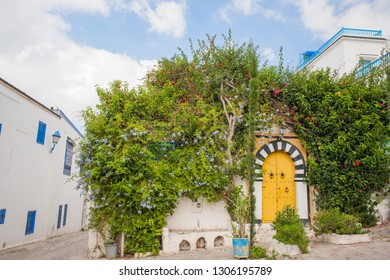 Sidi Bou Said is considered a city of poets and artists.  is the scenic village, located on the hilltop and popular among tourists, visiting Tunisia, North Africa. a quiet city for creativity